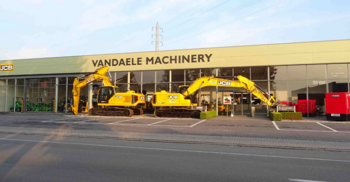 Vandaele Machinery over ons