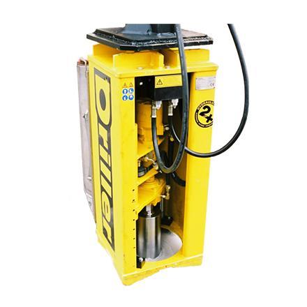 Driller kernboormachine