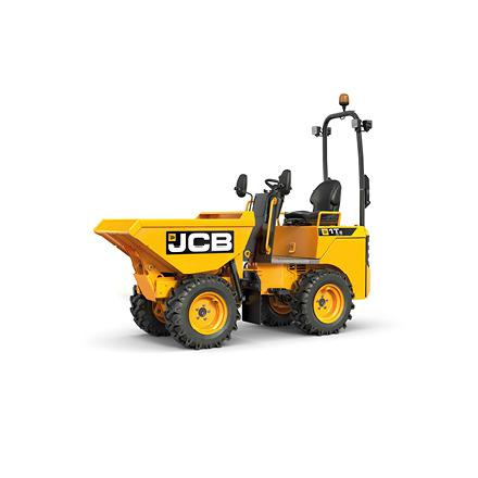 JCB bandendumpers 1 ton