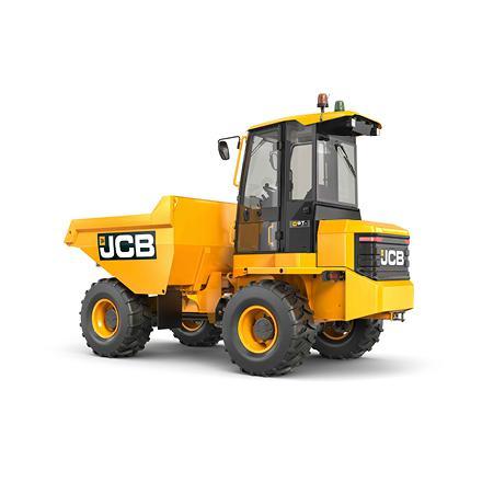 JCB bandendumper 9 ton