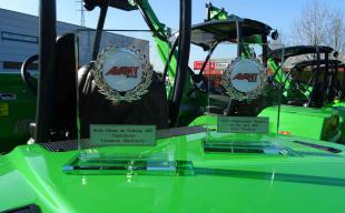 Winnaar AVANT awards