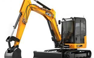 Nieuwe 6-ton minigravers van JCB