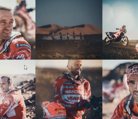 HIMOINSA racing team ready for Dakar 2018