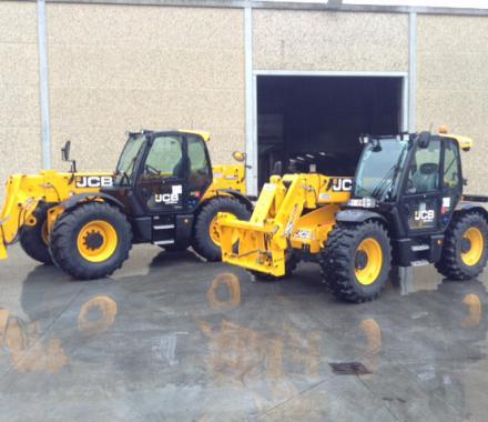 JCB 560-80 Agri Plus & JCB 541-70 Agri Pro