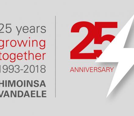 25 jaar stroomgeneratoren