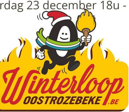 Vandaele Trotse sponsor winterloop Oostrozebeke