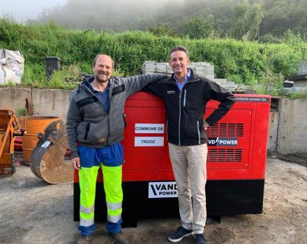 Generator_Vandaele Machinery