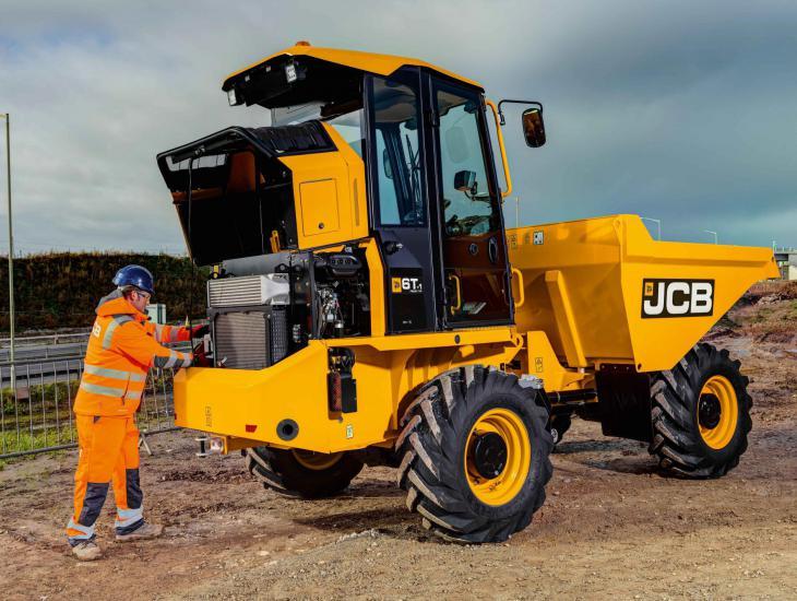 JCB Bandendumpers 6 ton_3