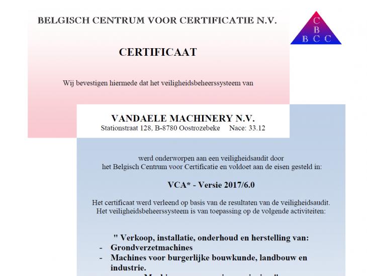 VCA certificaat_1