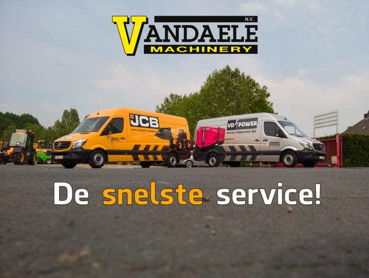 Vandaele machinery service