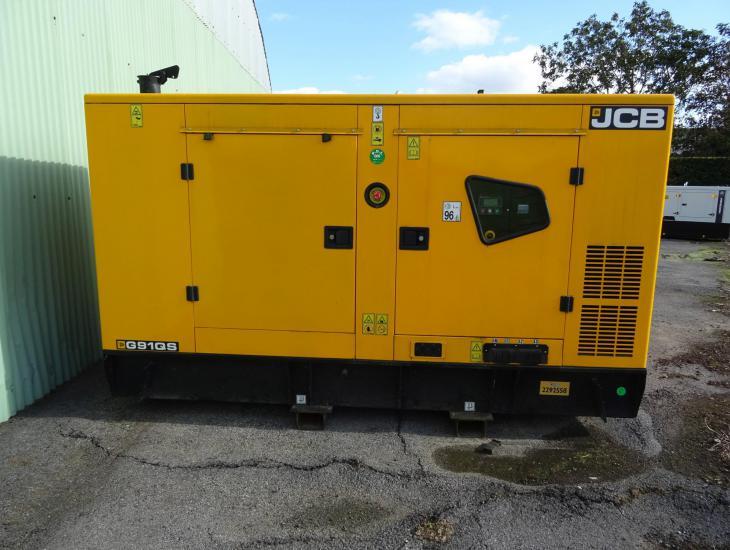 JCB G90QS stroomgenerator